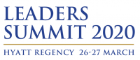 Leaders Summit 2019 Village and care at the crossroads--